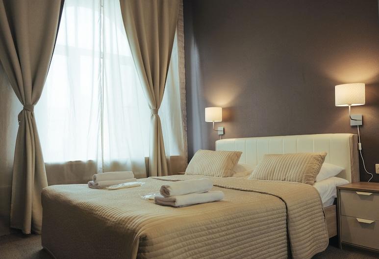 蓋里恩飯店, 聖彼得堡, 舒適雙人房, 客房