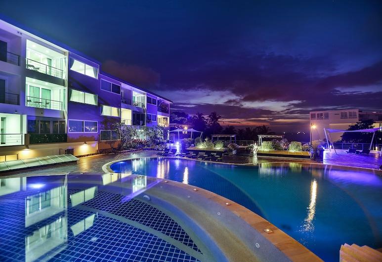 卡隆蝴蝶住宅酒店, 卡隆, 泳池