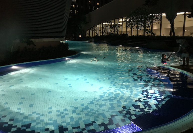 KL Service Apartment at Times Square, Kuala Lumpur, Outdoor Pool