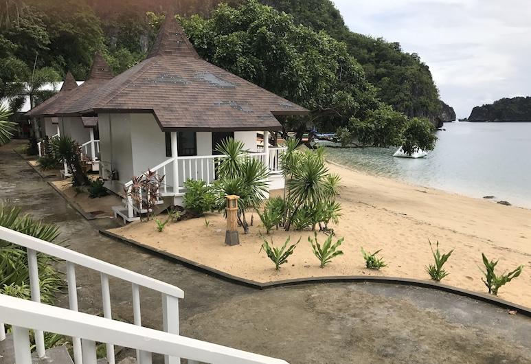 Hunongan Cove, Caramoan, Parco della struttura