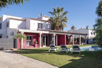 Picture of Villa Bouganvillea in Sitges