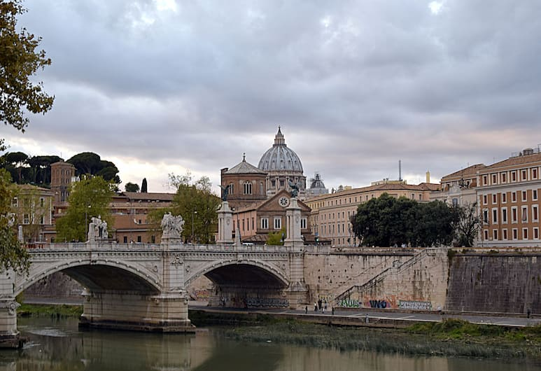 Romoletto B&B, Roma, Vista città