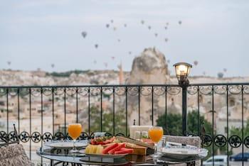 Nevşehir bölgesindeki Charming Cave Hotel resmi