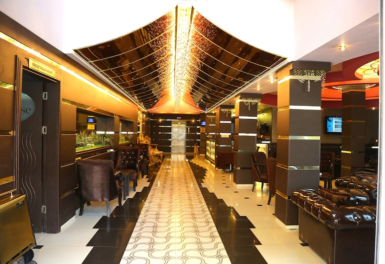 My House Hotel, Samsun, Inngangsparti