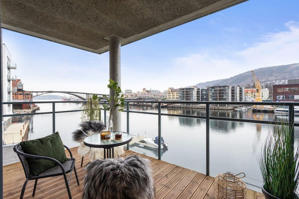 Two Bedroom Apartment Waterfront - Habitación