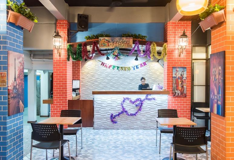 カオサン アート ホテル, バンコク, フロント