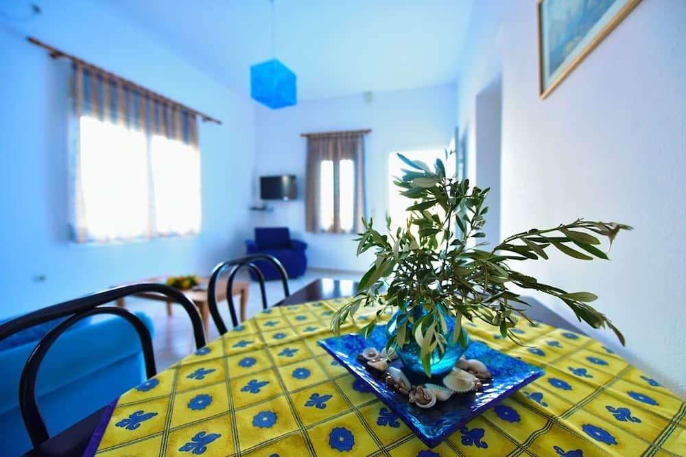 וילה, 2 חדרי שינה (Blue) - אזור אוכל בחדר