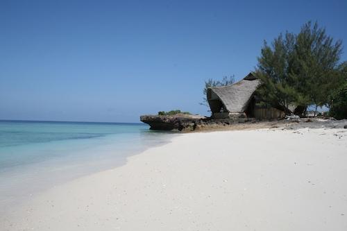 瓊貝島珊瑚公園渡假村/