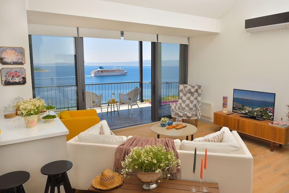 Suite Keluarga - Ruang Keluarga