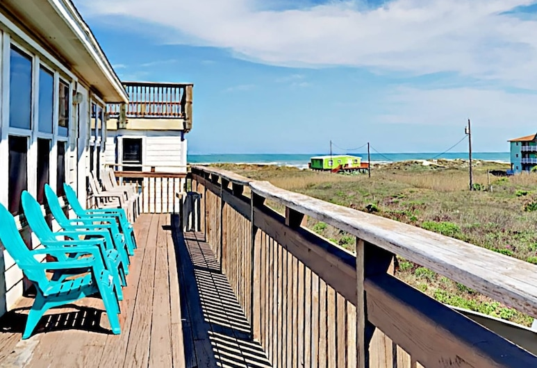 12 La Playa 3 Bedroom Home, Perlabuhan Aransas , House, 3 Bedrooms, Balkoni