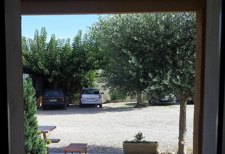 HOTEL LIMOUX, לימו, מרפסת