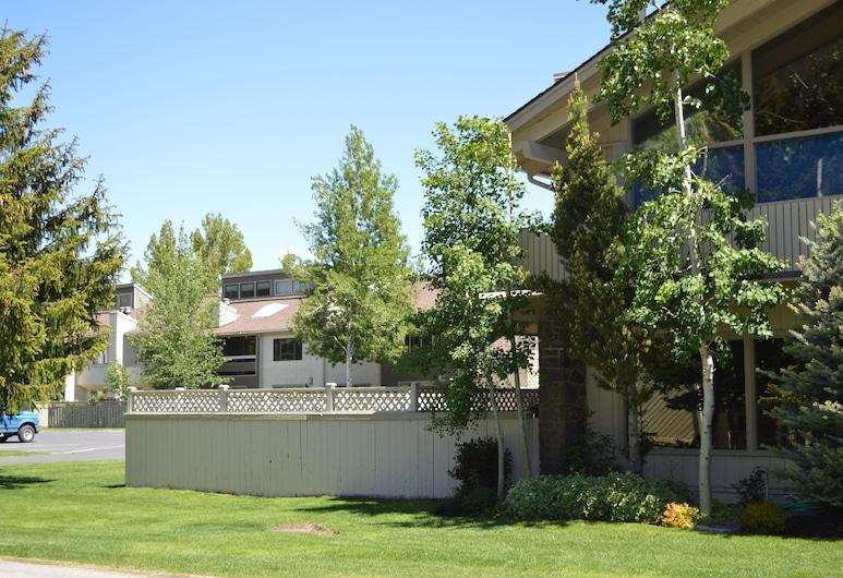 Alpine Villa 21 - 1 Br Condo, Ketchum, Apartamento em Condomínio Fechado, 1 Quarto, Bairro em que se situa o estabelecimento