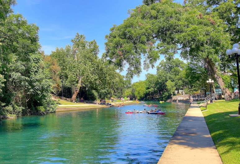 Riverpalooza       Rrc A305 2 Bedroom Condo, New Braunfels, View from property