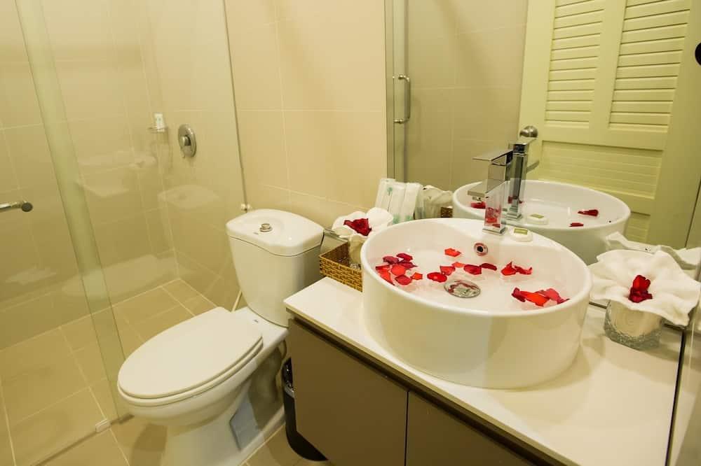 Deluxe Δωμάτιο (Family) - Μπάνιο