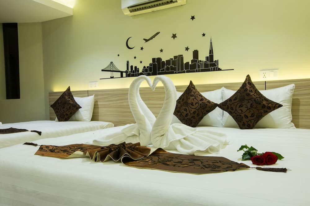 Deluxe Δωμάτιο (Family) - Δωμάτιο επισκεπτών