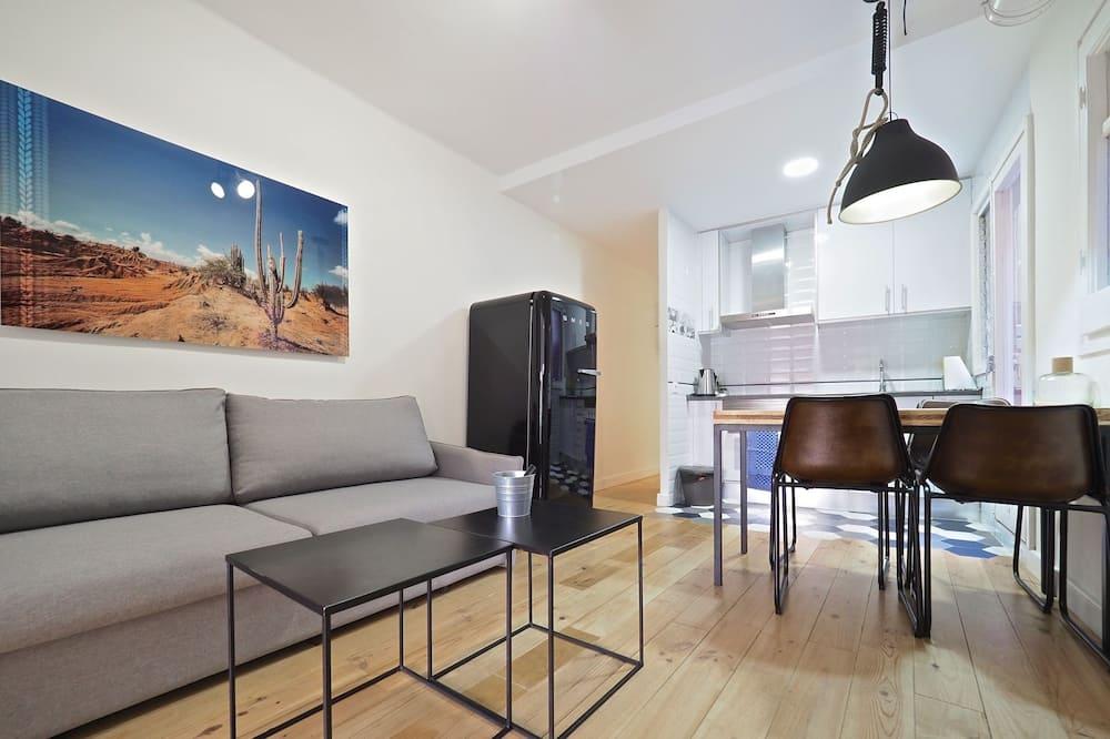 Apart Daire, 3 Yatak Odası ( 1.1 ) - Oturma Alanı