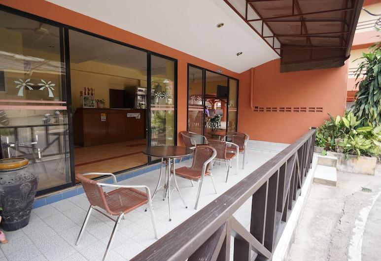 Utid Court, Pattaya, Terrasse/veranda
