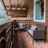 Comfort-lejlighed - flere senge - Altan