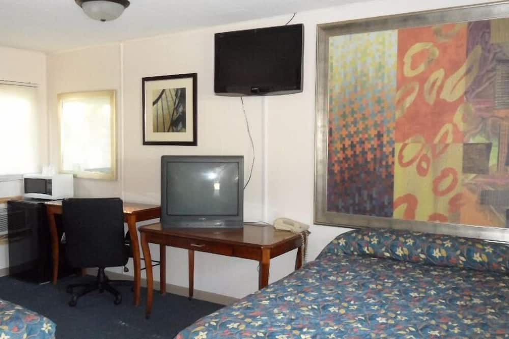 Basic Room, 2 Double Beds - Guest Room