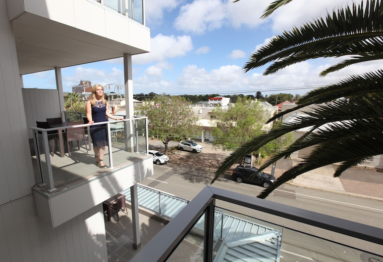 Adelaide Dress Circle Apartments - Kent Town, Kent Town, Apartmán typu Premier, 2 spálne (Pet Friendly), Terasa
