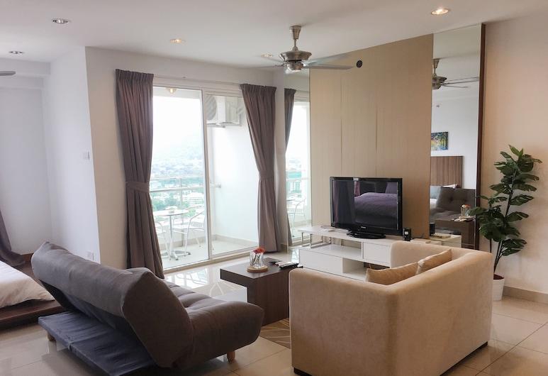 Mansion Deluxe Studio Suite, George Town, Deluxe Studio Suite, Bilik Rehat