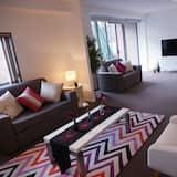 Comfort Room, 3 Bedrooms, Kitchen, City View - Living Area