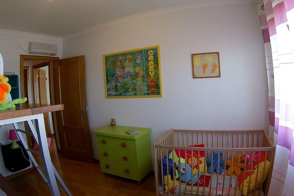 Будинок, 3 спальні, з балконом, з видом на океан - Тематична дитяча кімната