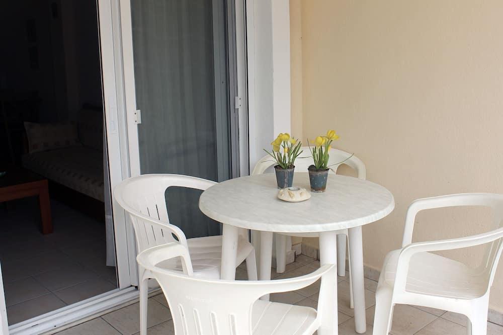 Štandardný dom, 2 spálne - Balkón