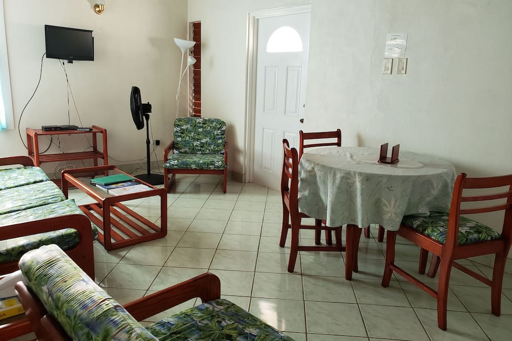 Apartment, 1 Bedroom (Unit 3) - Living Area