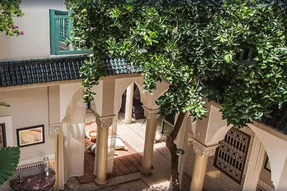 Classic Double Room - Courtyard View