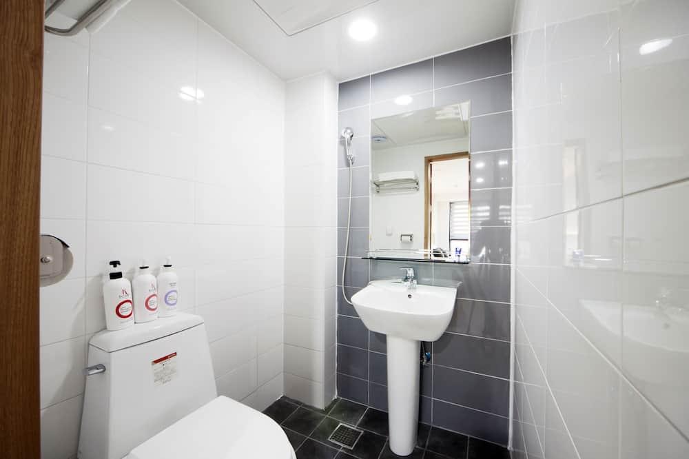 스탠다드 싱글룸, 싱글침대 1개 - 욕실