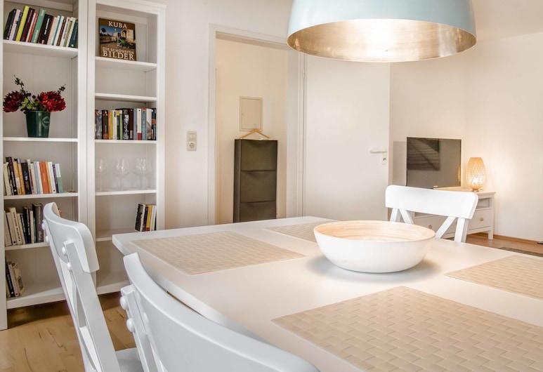 Sweet City with Balcony, Freiburg im Breisgau, Apartamento Comfort, 1 Quarto, Área de Estar
