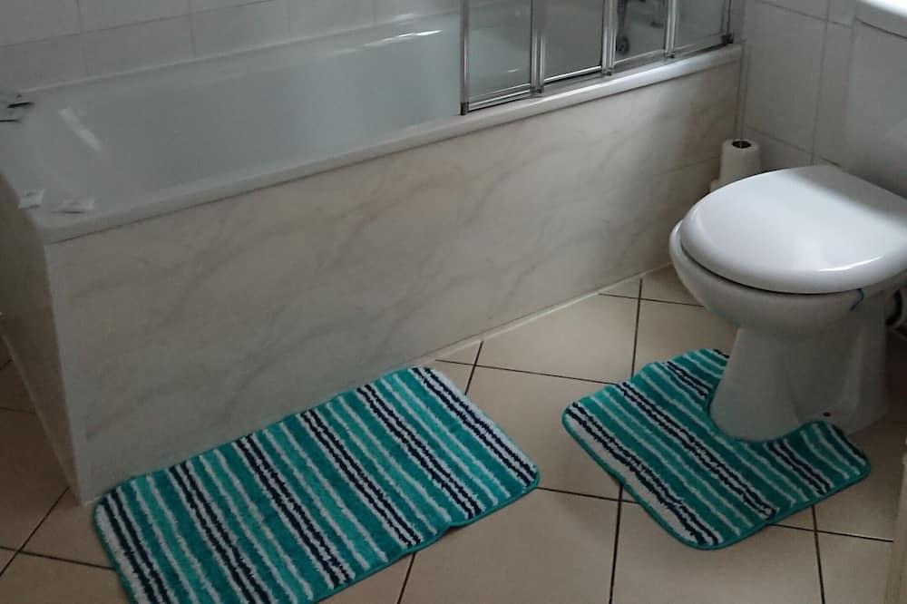 Апартаменты, отдельная ванная комната (3 bedroom) - Ванная комната