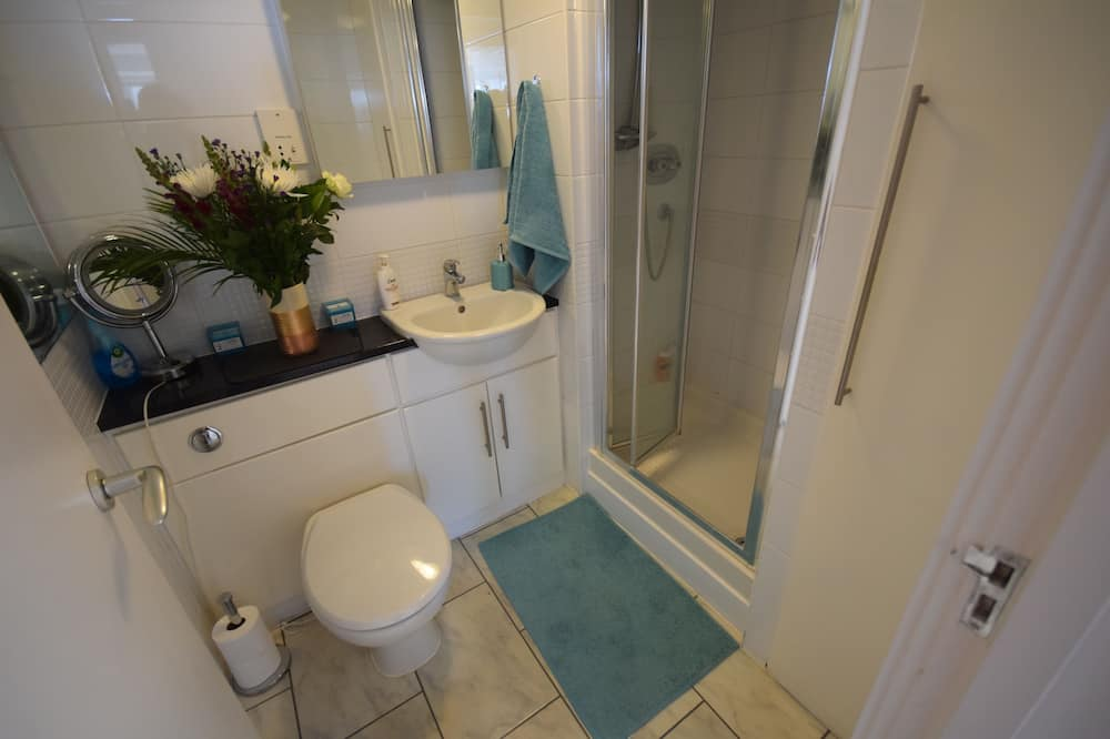 Penthouse, 2 Bedrooms, Sea View - Bathroom