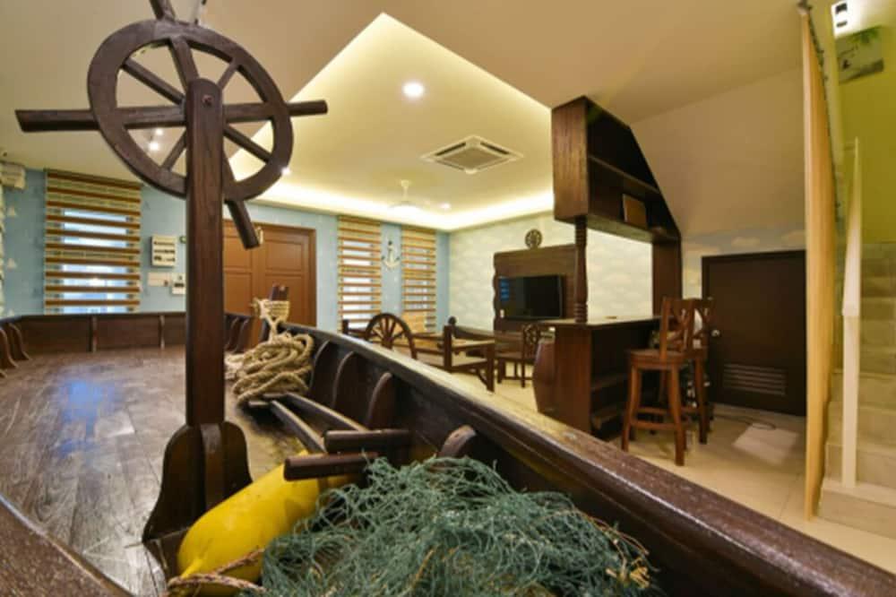 Huis (8 Bedrooms) - Woonruimte