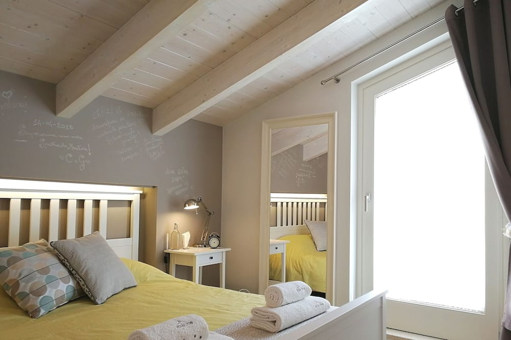 Habitación doble Deluxe, terraza - Imagen destacada