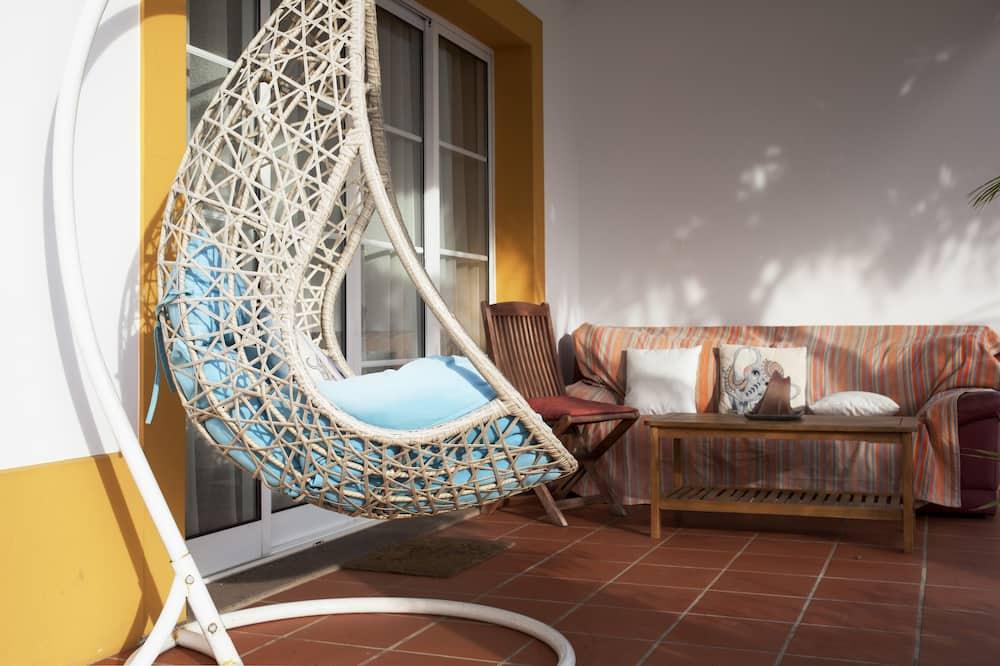 Villa, 5 habitaciones, vista al mar - Sala de estar