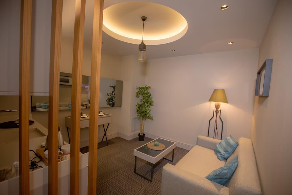 Exclusive-Suite - Wohnbereich