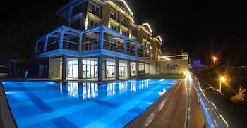 Obrázek hotelu Rezone Health & Oxygen Hotel ve městě Edremit