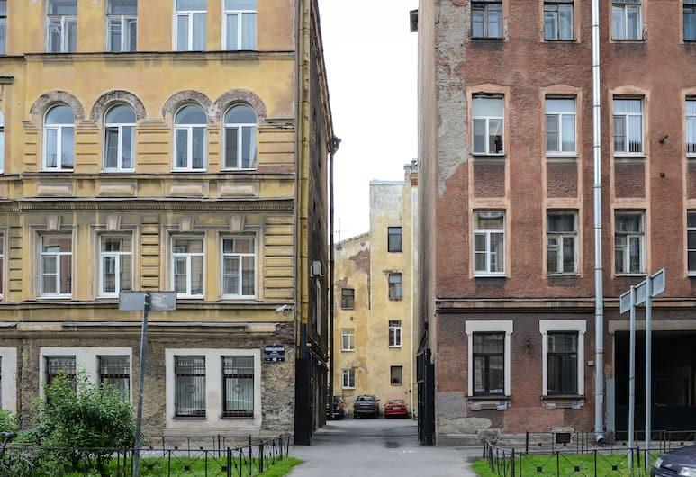 Apart-hotel Ruzoff, San Pietroburgo, Esterni