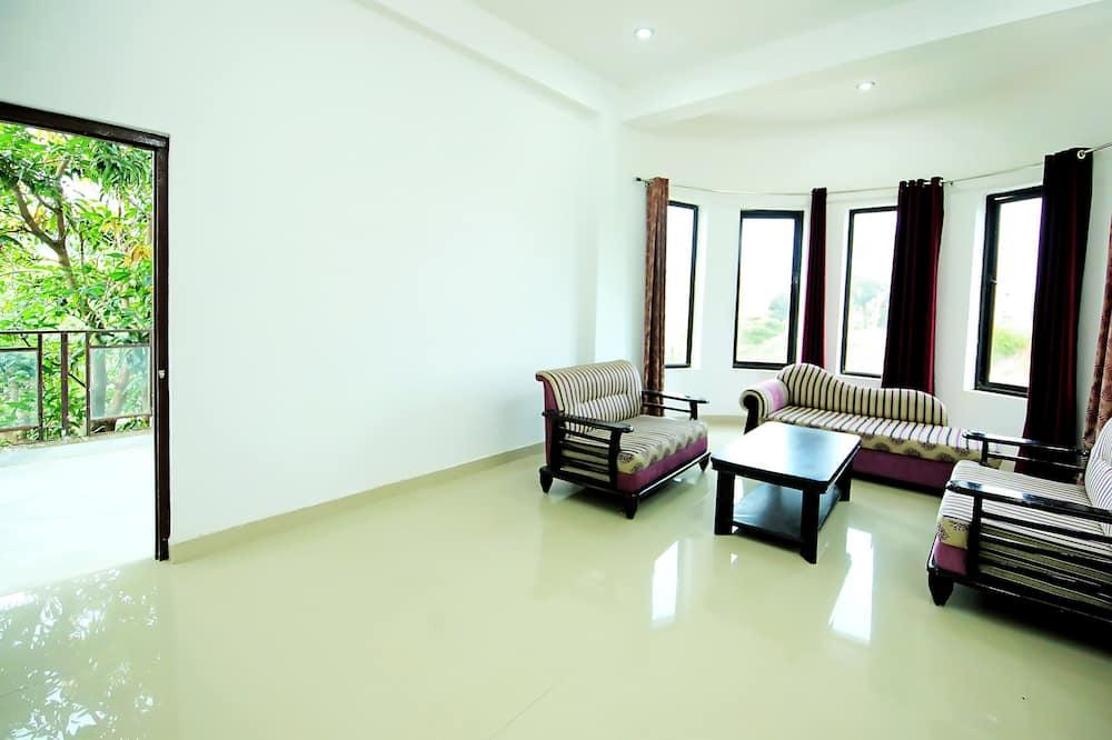 Lake View Suite Room - Woonruimte