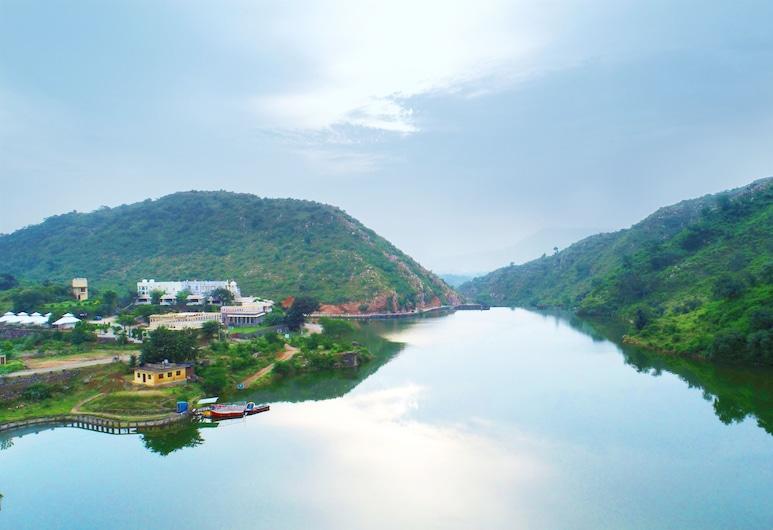 Rang Bhawan Inn- A Lake View Hotel, Kumbhalgarh, Lake