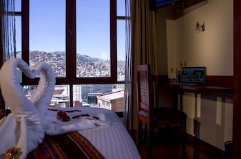 Picture of TerrAndes Hotel in La Paz