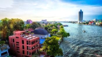曼谷阿姆丹恩曼谷河畔酒店的圖片
