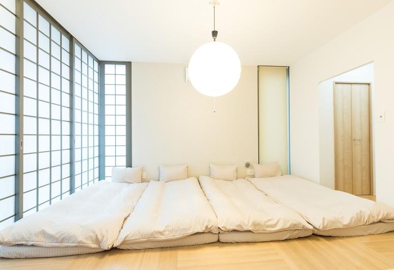 OYO KAME-CiTi Ryokan Kameido, Tokyo, Japanese Room- Quadruple, Non Smoking, Guest Room