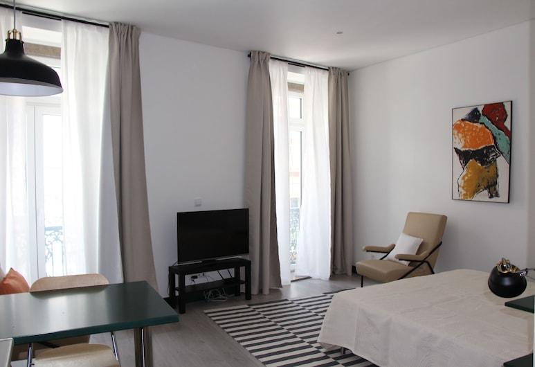 DoBairro Suites at Bairro Alto, Lissabon, Deluxe-Studio (1), Zimmer