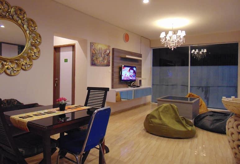 HG Residence, Ungasan, Siddeområde i lobby