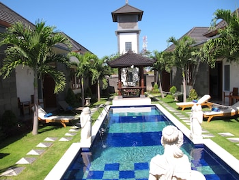 Picture of Kubu Daton Homestay in Denpasar