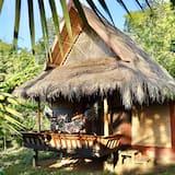 Classic bungalov, 1 queen size krevet, pogled na vrt - Pogled na vrt
