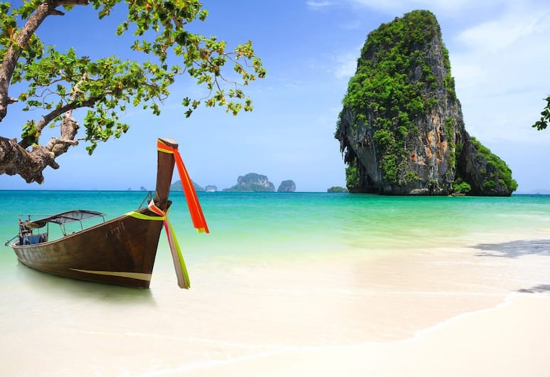 Patong Blue - Hostel, פטונג, חוף ים